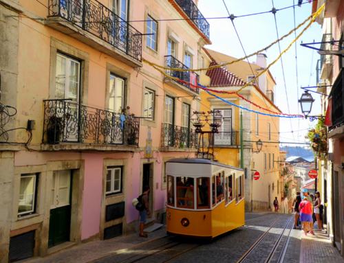 Saint-Nazaire – Lizbona6 – 16 maja 2019